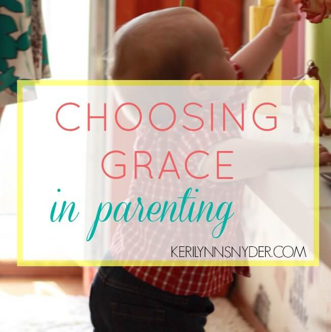 Choosing Grace in Our Responses