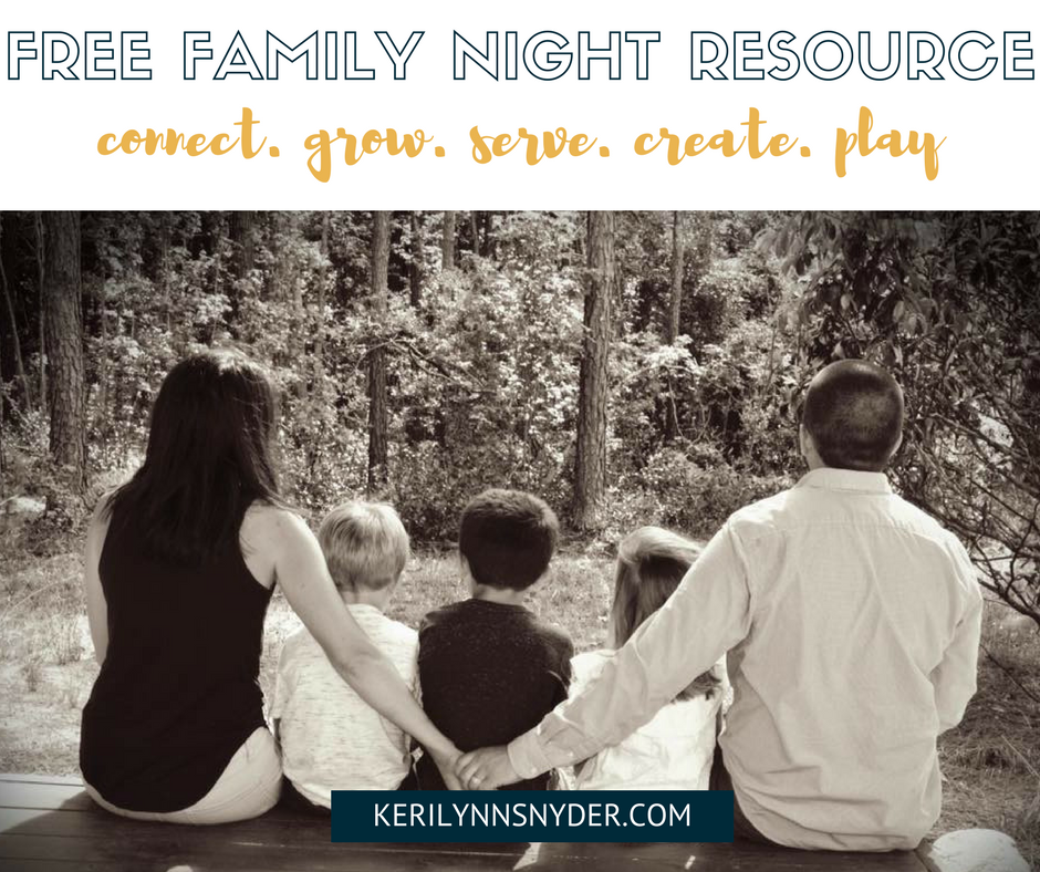 Free family night tips and resources