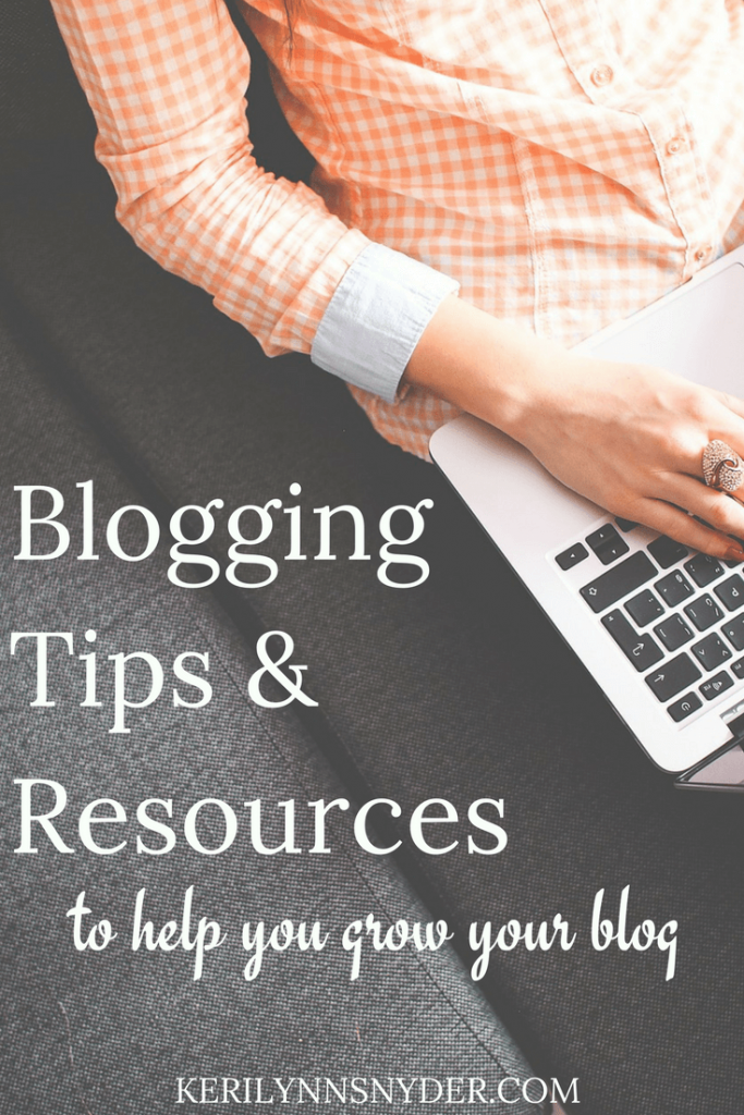 The best blogging tips and resources to help you grow your blog's audience