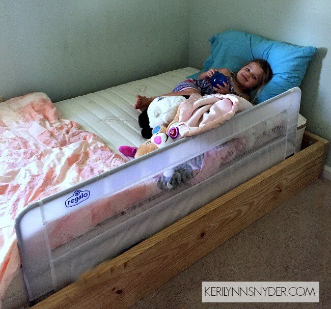 DIY Bedframe- a simple tutorial