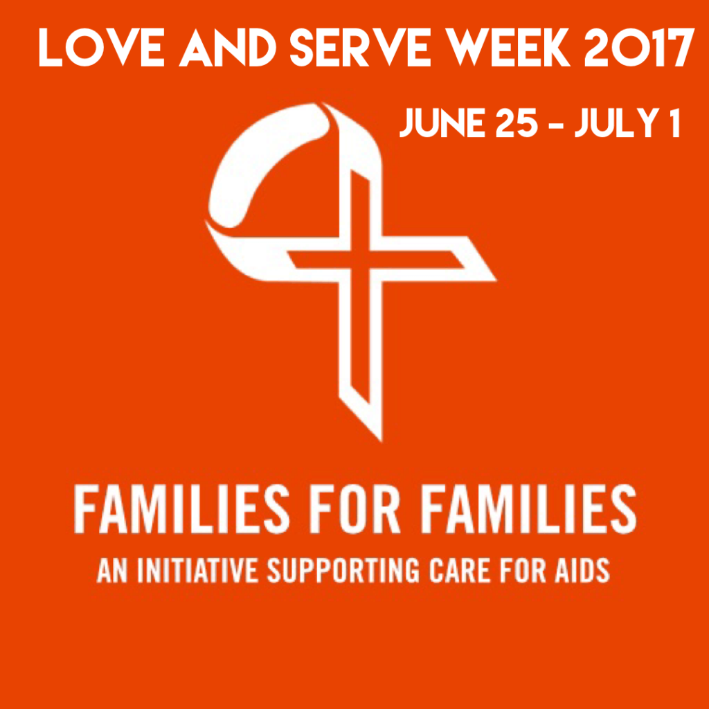 Families for Families- encouraging famiilies