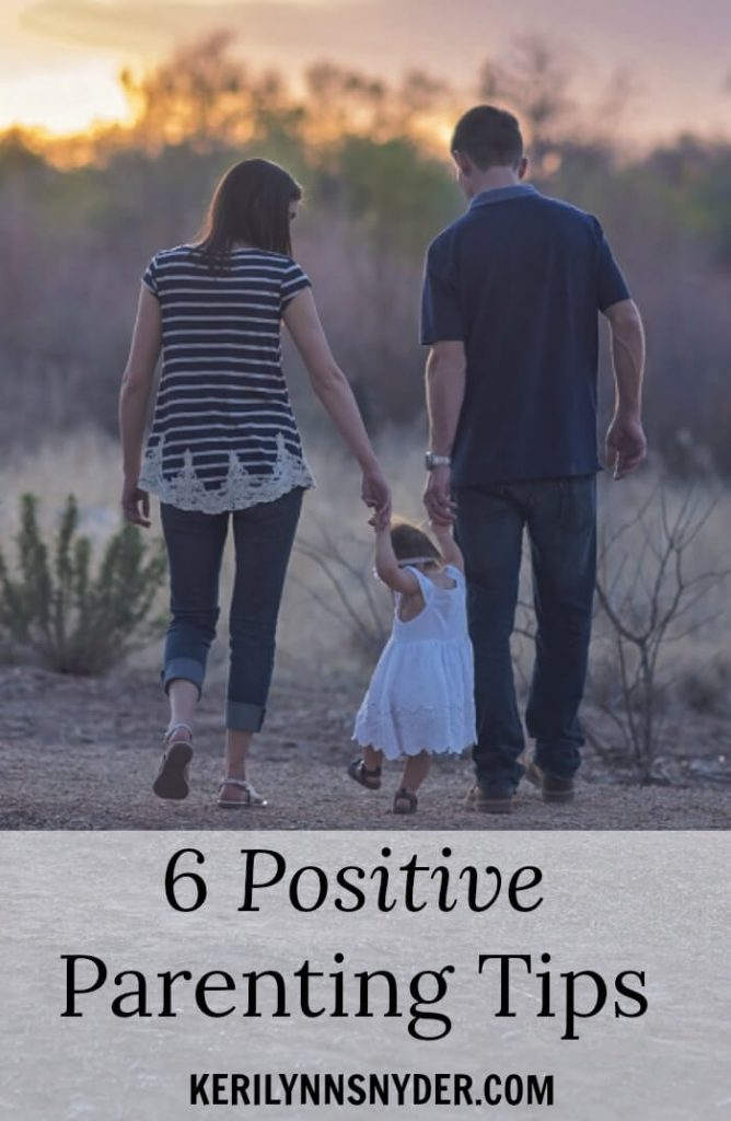 6 Parenting Tips to Help Every Mom