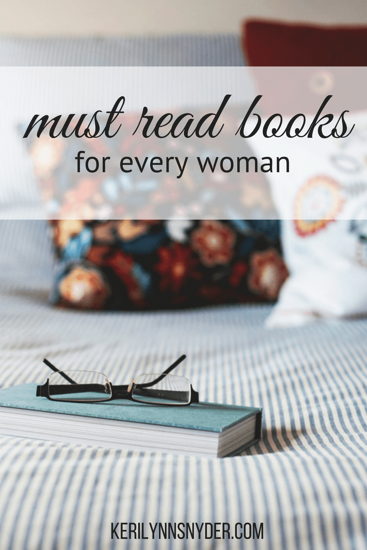 These four books are must read books for every woman