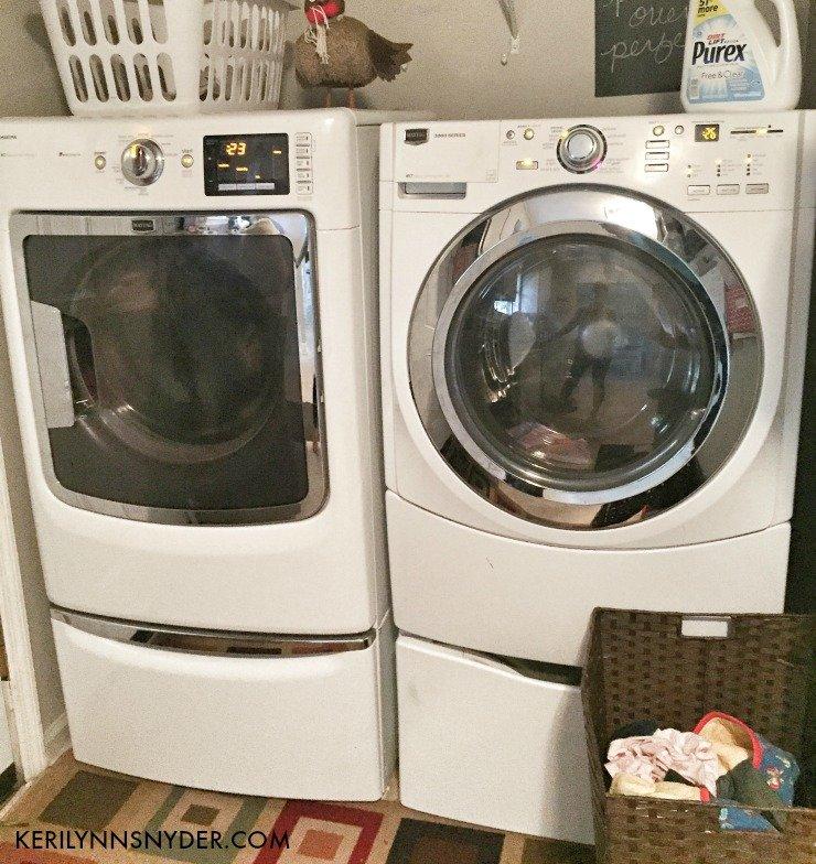 Bringing Me Joy- Laundry