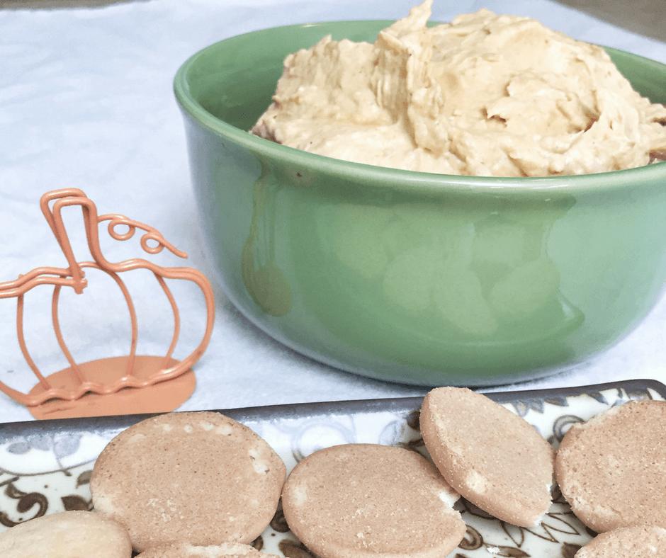 Fall Recipe Roundup= The easiest Pumpkin Fluff Recipe