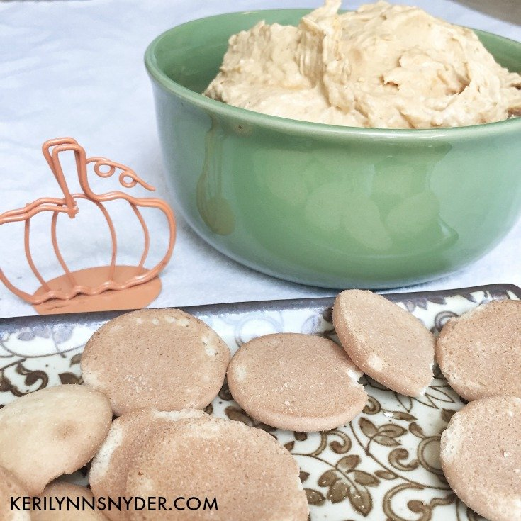 Easy pumpkin fluff recipe