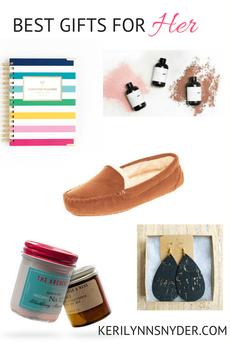 The best gifts for her- gifts for moms
