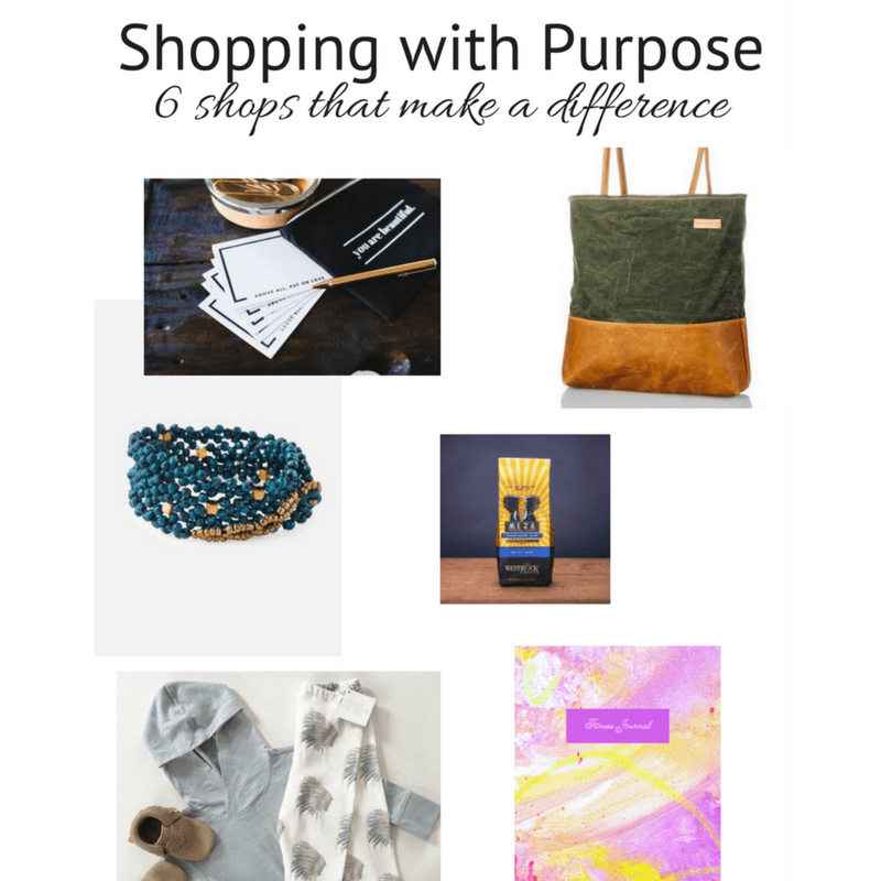 Shopping with Purpose