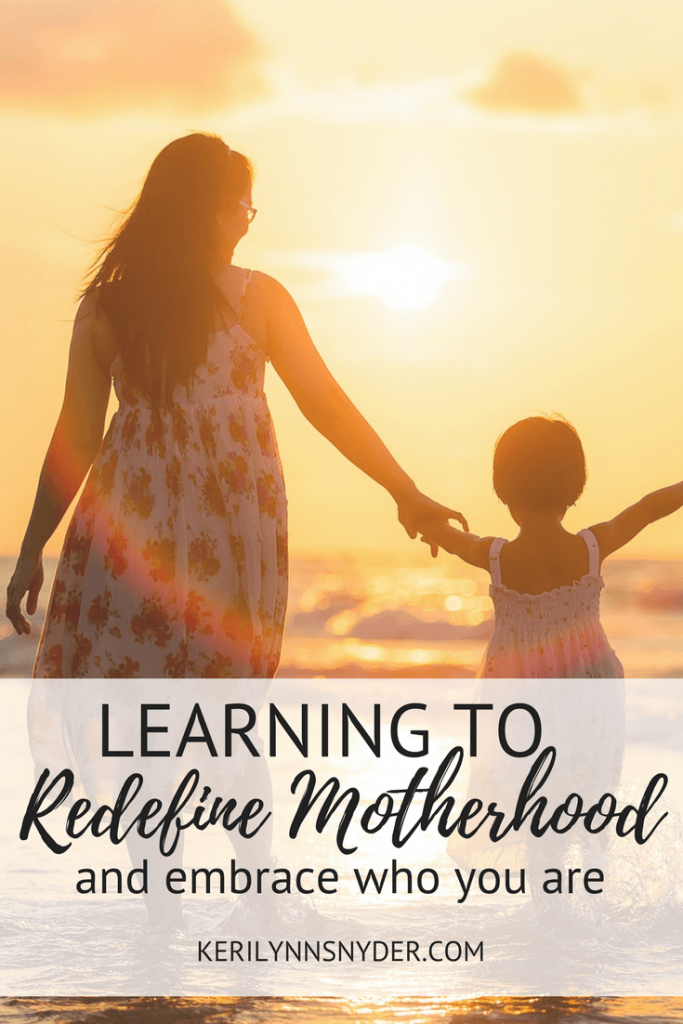 What it looks like to redefine motherhood