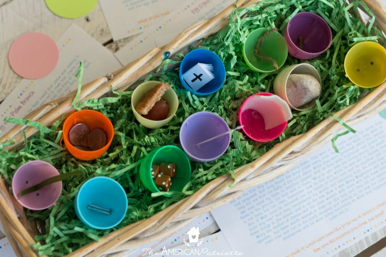 Free Easter Printables- Resurrection Eggs