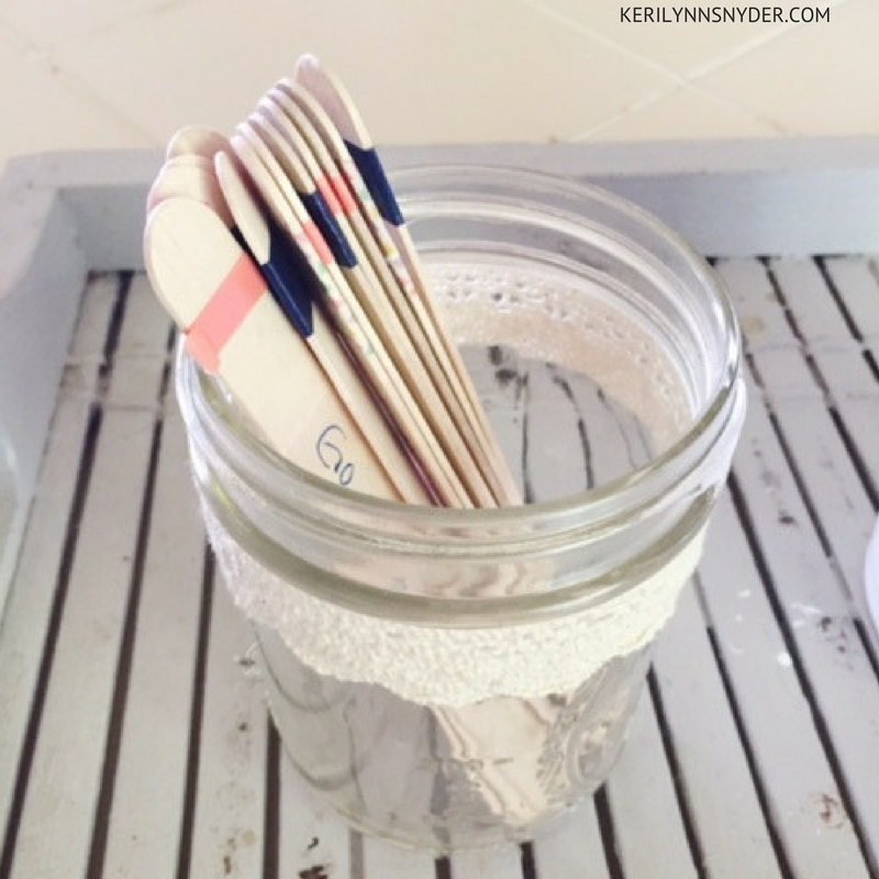 Thrive this summer- I'm Bored Jar