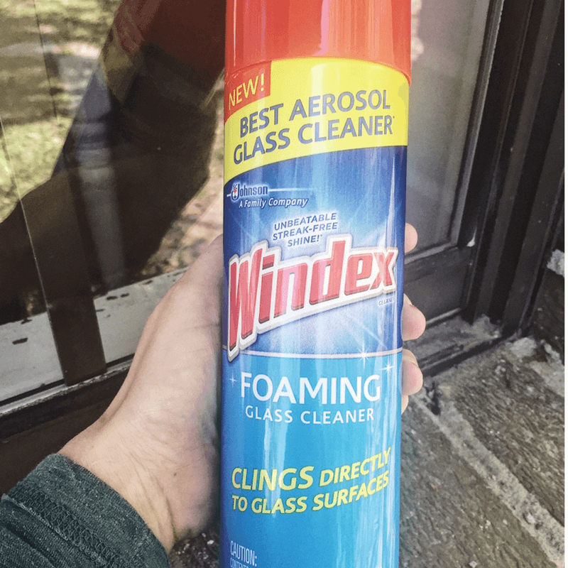 Secret to clean windows, how to keep your windows clean