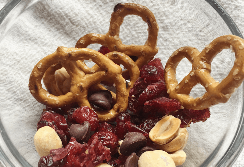 Camping Themed Activities, Lifestyle Blog, Trail Mix
