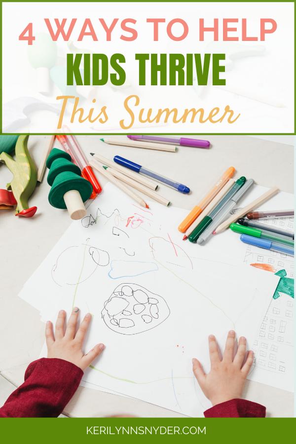 Help Kids Thrive