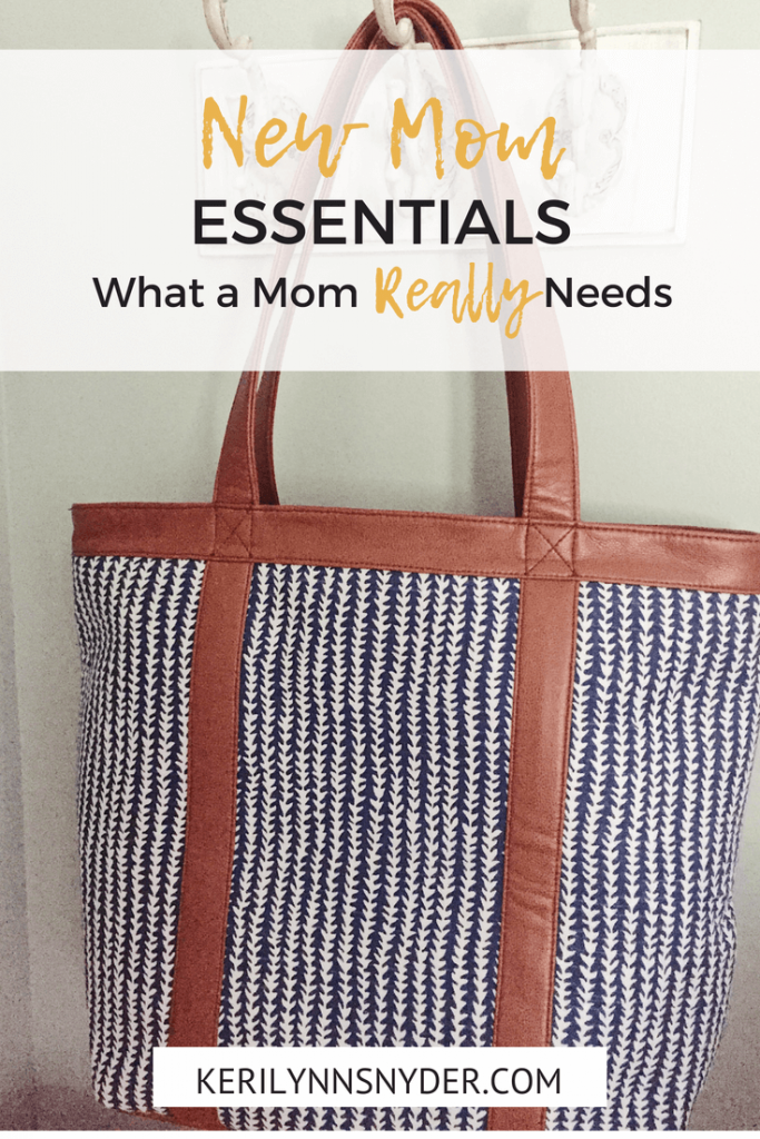 New Mom Essentials- Lifestyle Blog