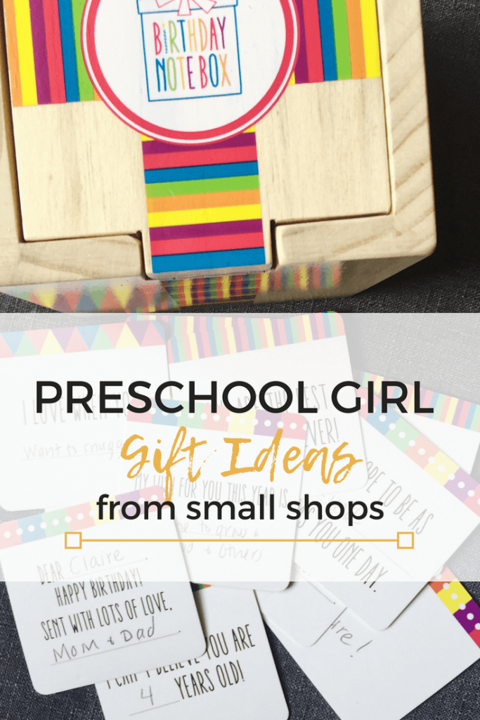 Preschool Girl Gift Ideas, Lifestyle Blog