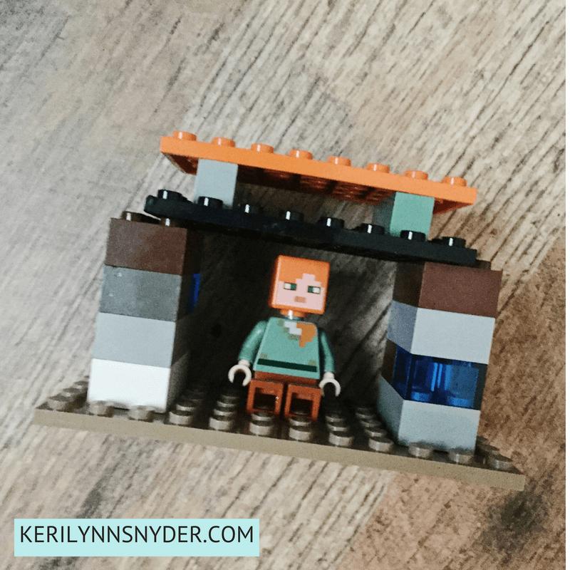 Lego Activities for Kids, Easy Lego Zip line