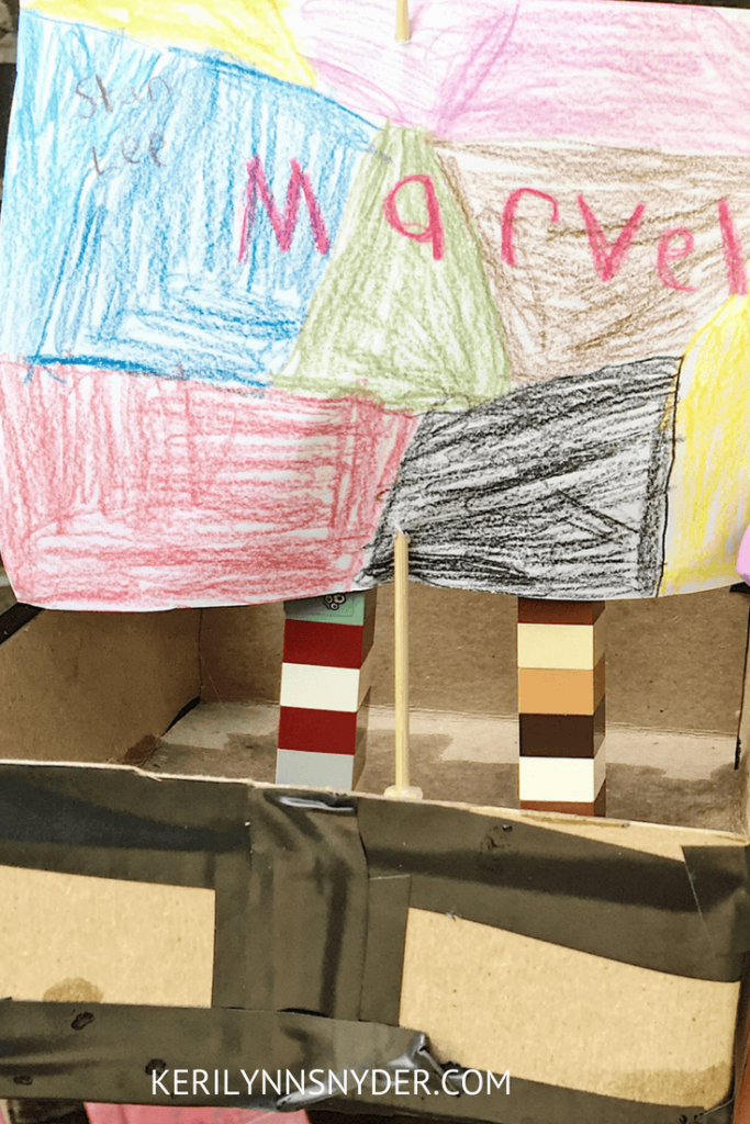 Pirate Themed Activities, Pirate Week, DIY Boat Activity