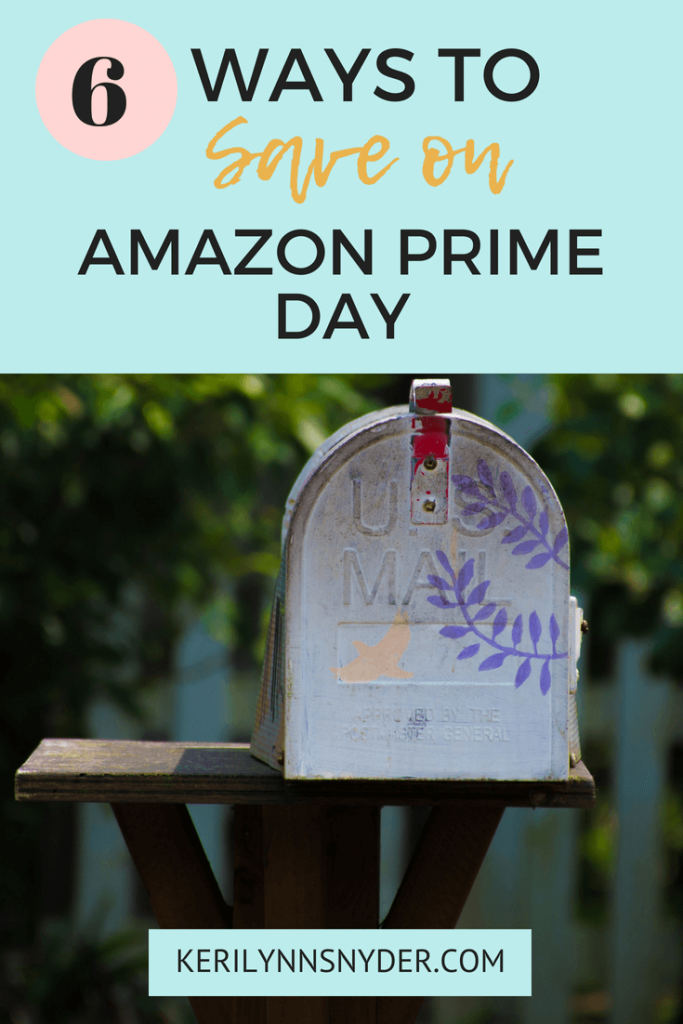 Amazon Prime Day Tips, Save money during Amazon Prime Day
