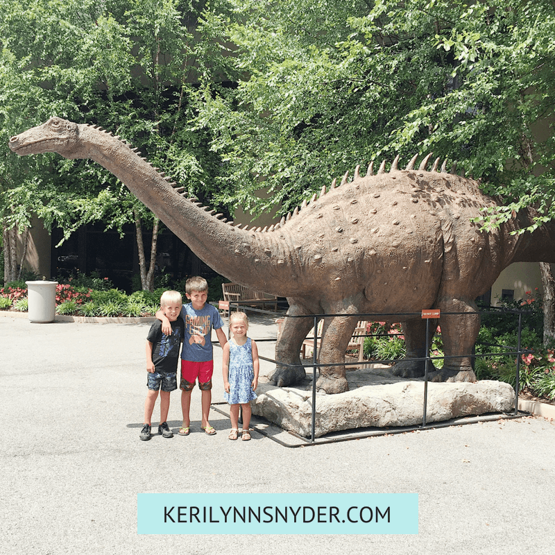 Tips for visiting the Creation Museum with family, by Keri Lynn Snyder Blog