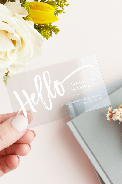 How business cards and motherhood mix. Tips for mompreneurs from Keri Lynn Snyder Lifestyle Blog