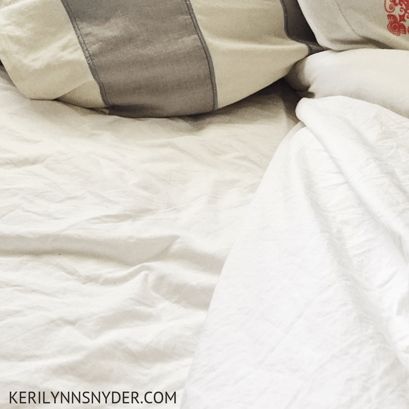 Tips to help moms sleep better, self-care tips for moms. Keri Lynn Snyder, Family Lifestyle Blog
