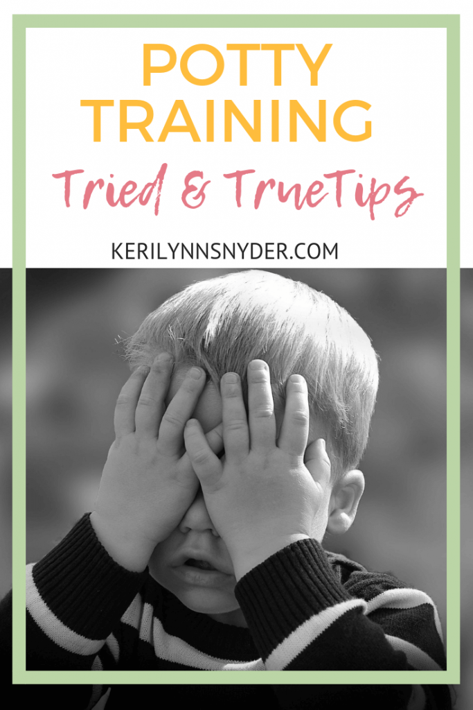 The best potty training tips. Keri Lynn Snyder, Family Lifestyle Blog