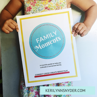 Teaching Children Compassion- Activities to help instill compassion in your kids. Build a connected family with these family night activities from Keri Lynn Snyder, Lifestyle Blogger