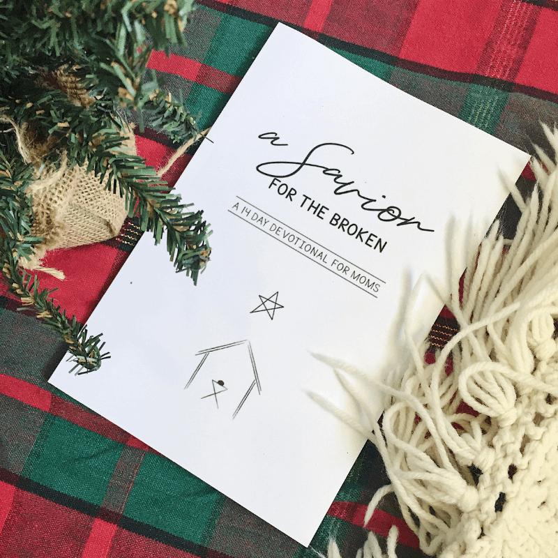Advent Devotional for Moms, Christmas Devotional