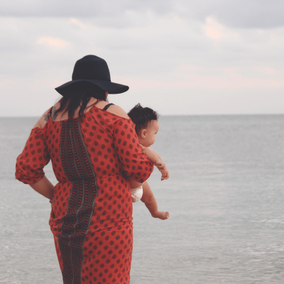How to find yourself in the role of motherhood when you feel lost