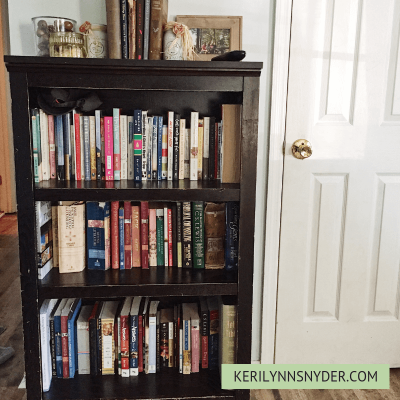 3 Steps to Organize Books