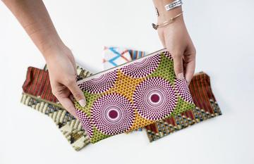 Makeup bag for the everyday makeup routine