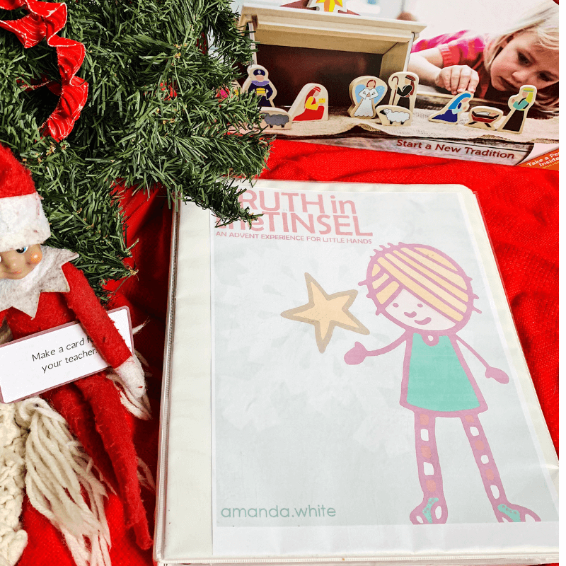 Christmas activities for kids that are intentional and meaningful, Christ centered activities