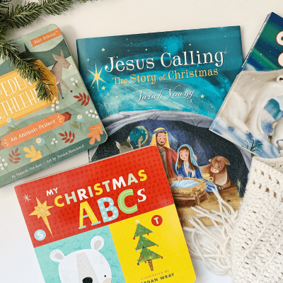 Christmas books for kids, perfect mix of classic and religious