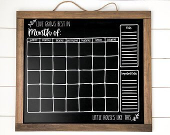 Small Shop Holiday Gift Guide, Calendar