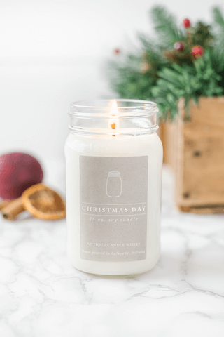 Small Shop Holiday Gift Guide, Candle