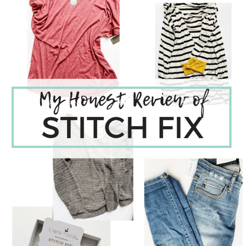 A Stitch Fix Review that shares honestly about this clothing subscription box- Keri Lynn Snyder Family Lifestyle Blog