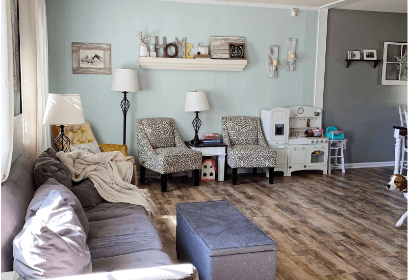 The best tips to organize your living room