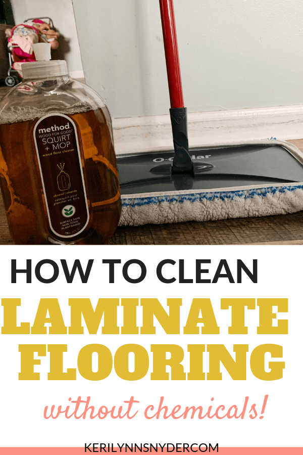 The best tips for how to clean laminate flooring