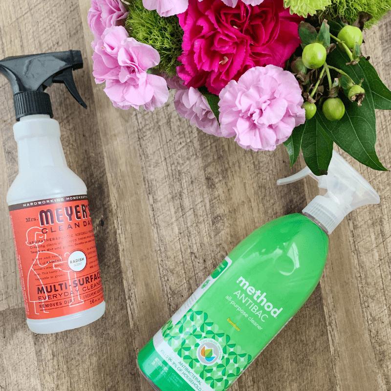 10 Week Spring Cleaning Challenge, Grab the free printable checklist!