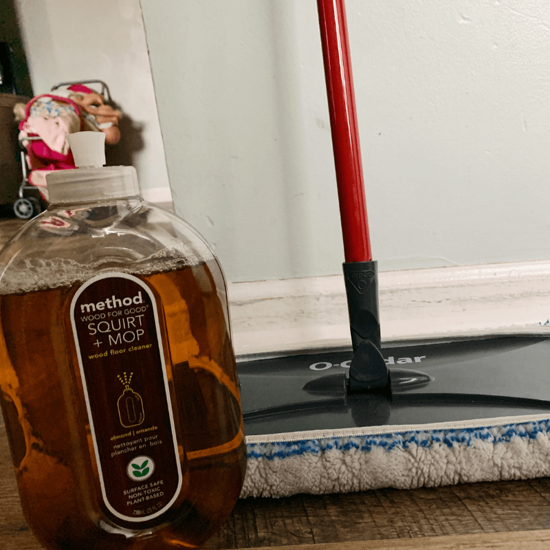 How to Clean Laminate Flooring, Cleaner and Mop