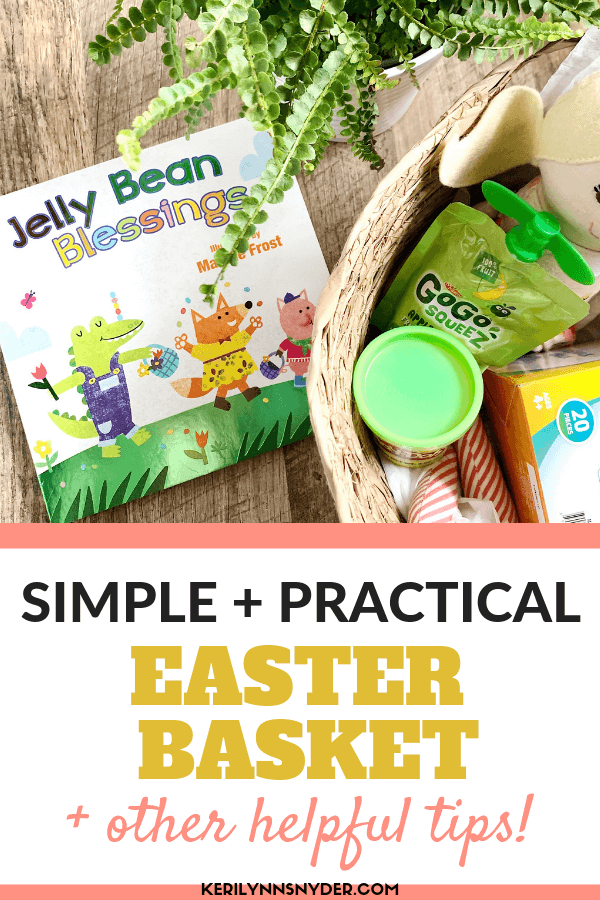 Easter Basket Ideas- Simple and meaningful