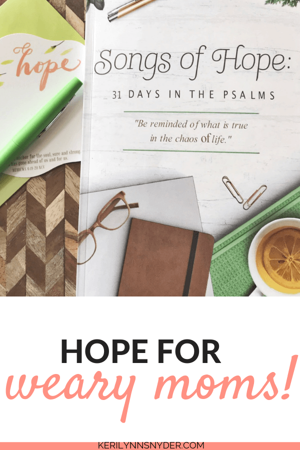 Songs of Hope: Devotional for Women