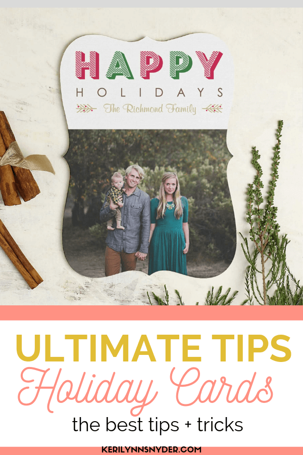 The best tips for holiday cards. Learn how to plan and prepare for Christmas Cards