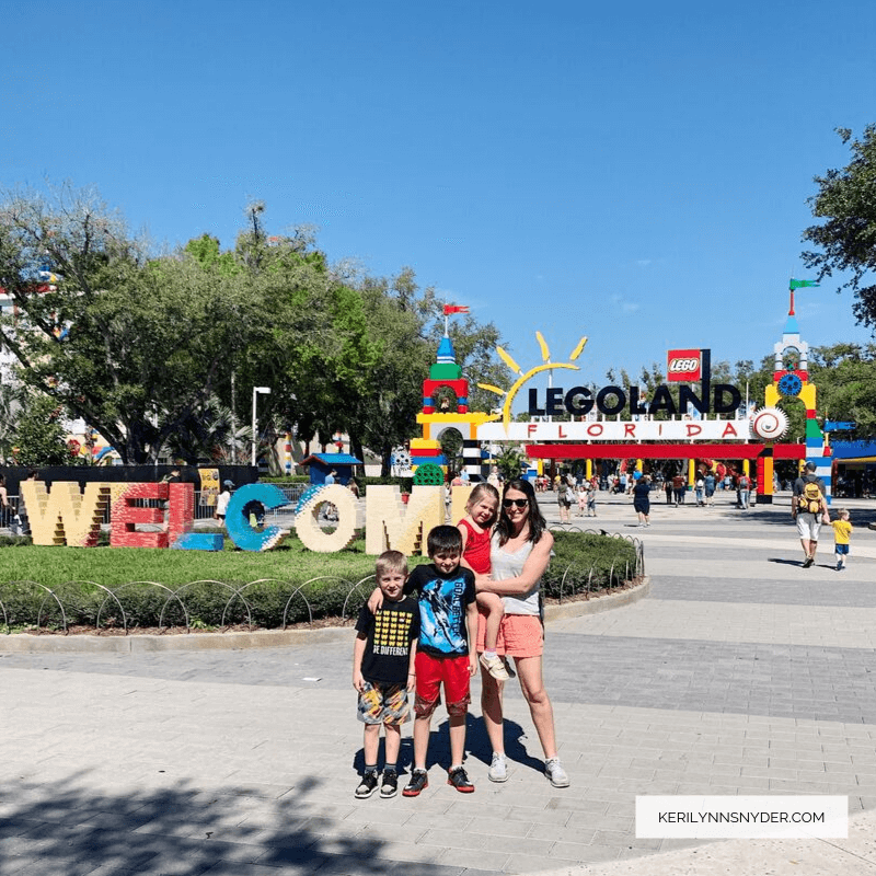 The best tips for visiting Legoland Florida!