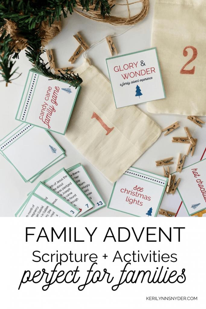 Family Advent Kit
