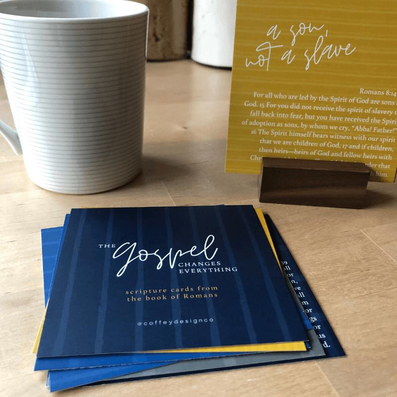 Scripture Cards-