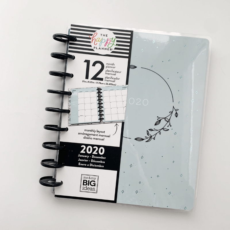 Planner- Happy Planner