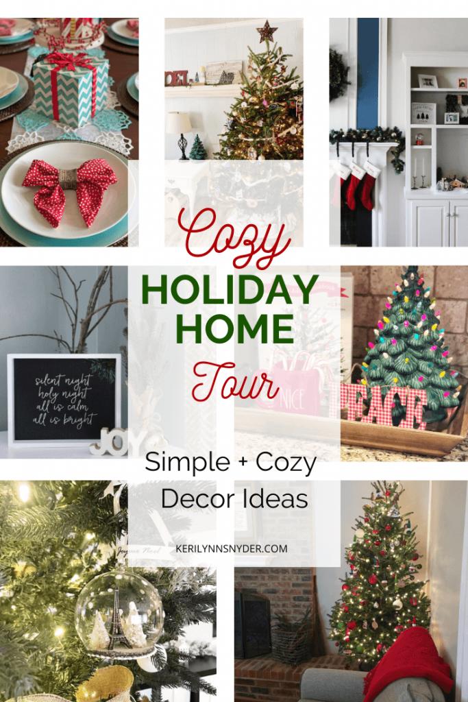 Cozy Holiday Home Tour