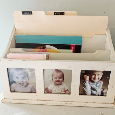 How to Eliminate Paper Clutter
